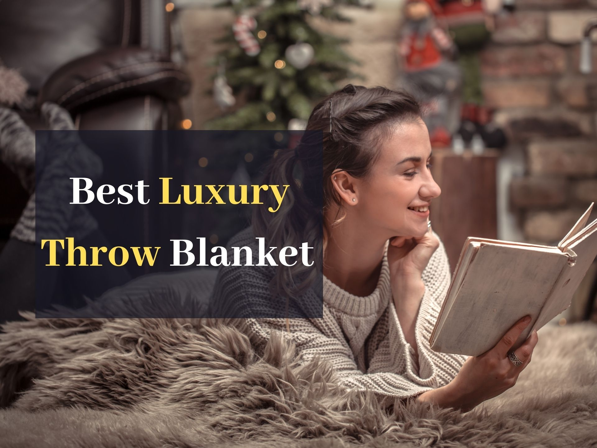 Best Luxury Throw Blanket